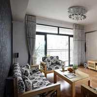 客厅背景墙中式书柜韩式装修效果图