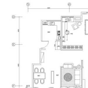 世紀康城售樓處裝修效果圖