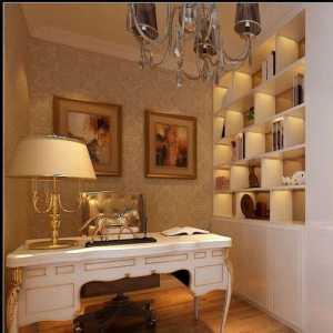 兩室兩廳美式風格客廳_龍湖北城天街一期B4戶型2室2廳2衛1廚 105.00㎡美式兩室兩廳