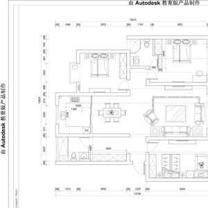 60平米歐式餐廳置物架裝修效果圖