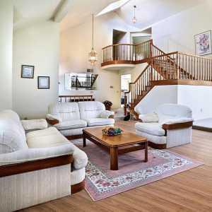 二层后现代别墅装修效果图