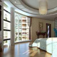 卧室现代风装修效果图
