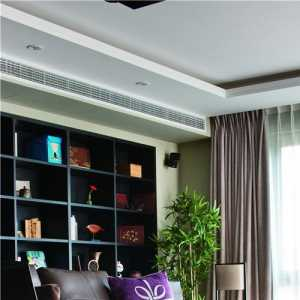 95平米歐式風格公寓經濟型書房書桌裝修效果圖