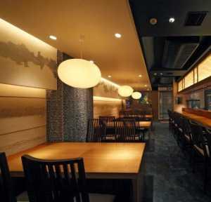 现代简约二居室餐厅储物柜