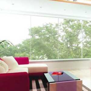 家里大廳裝修用玻璃膠在墻上貼瓷片