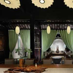 吊頂后現代風格浴室裝修效果圖
