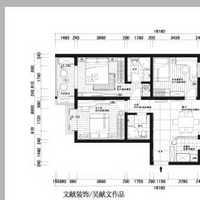 实用面积74平的房子装修需要多少钱