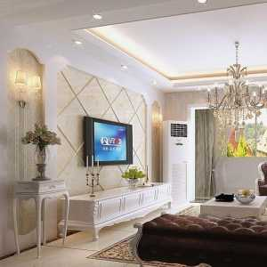 舒适透明落地窗现代三居卧室130平米三室两厅两卫装修效果