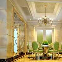 餐台海景别墅美式餐厅家具装修效果图