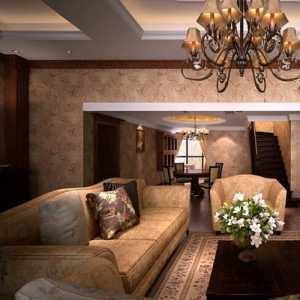 雅居的室內裝飾中式復古優雅設計