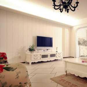 簡約風格三居室簡潔15-20萬臥室床圖片