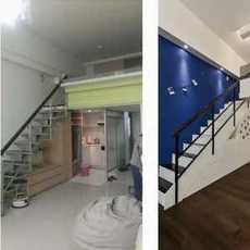 現代臥室設計四居婚房裝修效果圖