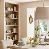 现代风格公寓卧室绿色墙面效果图大全