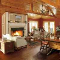 木質老房裝修效果圖