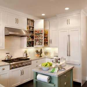 最新16国外款厨房设计展示