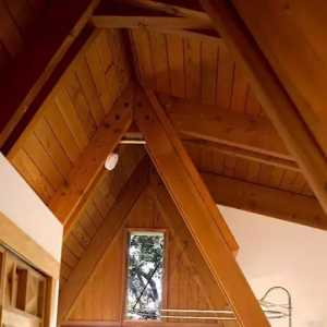 隔斷簡約現代沙發茶幾客廳裝修效果圖