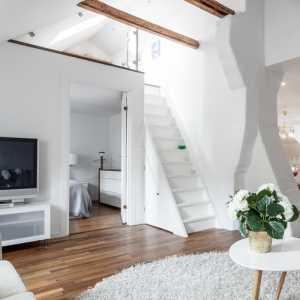 客厅简欧沙发背景墙二居装修效果图