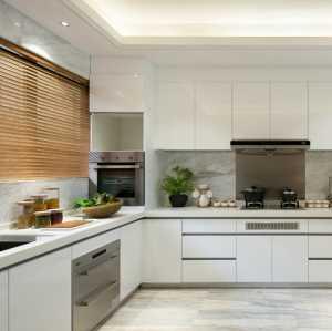 櫥柜實用廚房抽屜收納裝修效果圖