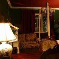实木家具简约卧室家具头柜装修效果图