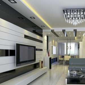 别墅豪华现代简约收纳柜装修效果图