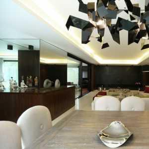 二层现代别墅外观装修效果图