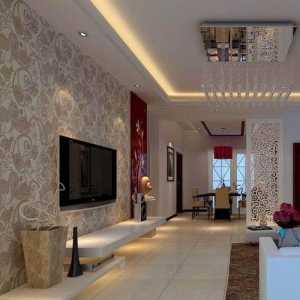 暖色调的温馨客厅