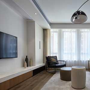 135平米現代簡約三室兩廳