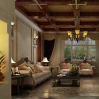 极简奢华流行客厅装修效果图