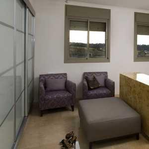 卫生间灰色瓷砖装修效果图