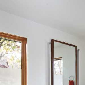 家庭臥室飄窗窗簾裝修效果圖
