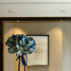 65平小戶型裝修客廳設計效果圖