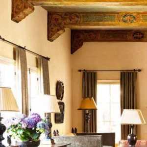 欧美风情六居室以上卧室装修效果图