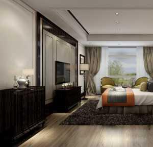 90m2歐式風格造型吊頂裝修效果圖 攝影作品沙發背景墻