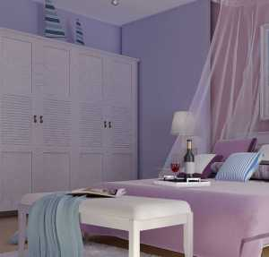 二居室卧室梳妆台灯具装修效果图