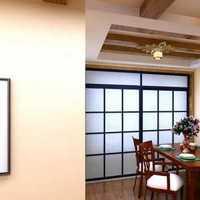 别墅餐厅家具餐厅窗帘装修效果图