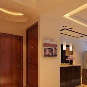 95平米經濟型簡約風格公寓5-10萬臥室床裝修效果圖