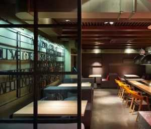 Dog Ate Dove 餐厅:传统经典与现代元素的协奏