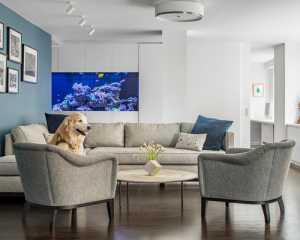 让你备有面儿的客厅起居室设计