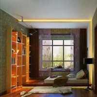 榆木家具实木茶几美式台灯装修效果图