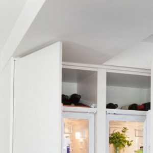 厨房设计新理念:橱柜集成冰箱实例欣赏