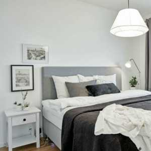 招人喜欢 23个北欧风的卧室设计