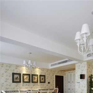 88平米現代二居室裝修效果圖