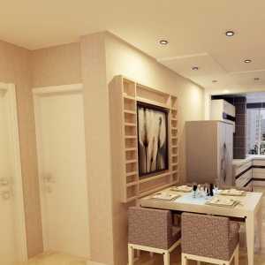 一室三厅装潢设计公司