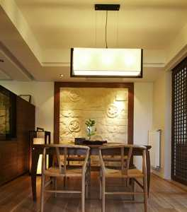 現代兩室兩廳混搭田園風格裝修圖片