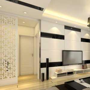 现代风简约家装一居室装修案例