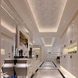 《华贵自生》铜川龙凤佳城190平米简欧设计