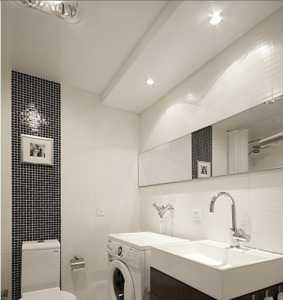 黑白大氣后現代臥室設計效果圖