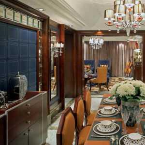 造型優美的小奢華客廳裝修效果圖