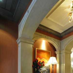 東南亞設計室內閣樓裝修效果圖