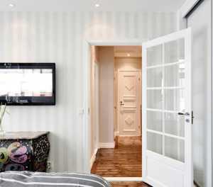 小戶型公寓客廳2016裝修效果圖